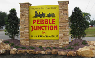 Pebble Junction, Inc. | Building Stone, Flagstone, Landscape Gravel, Thin Veneer | Serving Orlando, Miami, Jacksonville, Tampa