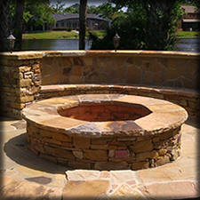 All Natural Building Stones Tampa Wholesale Landscaping