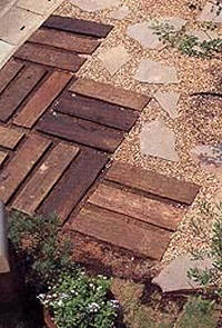 Landscape Grade Railroad Ties Tampa Railroad Ties For